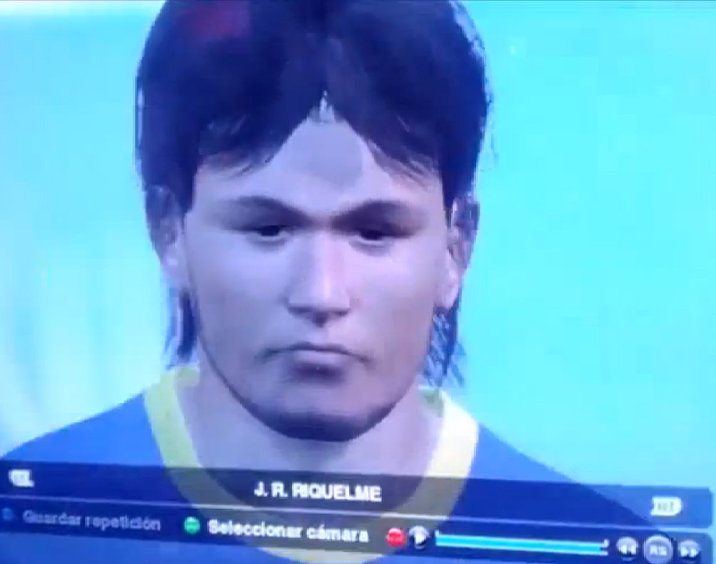 Pes 2014 Faces de Boca Juniors y Colo colo