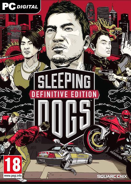 Telecharger Sleeping Dogs Definitive Edition PC Crack