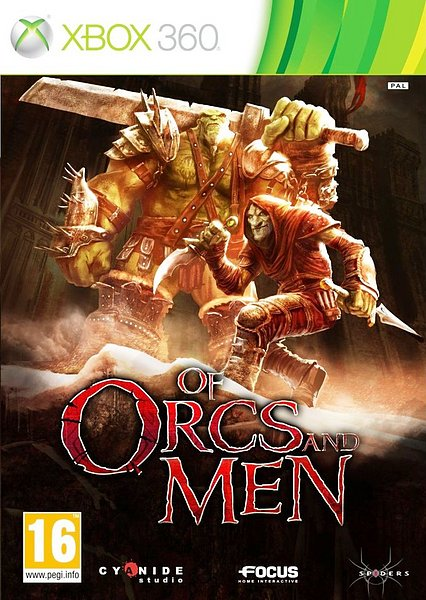 Of Orcs And Men (Orcos Y Hombres) [Español] [PAL] [XGD2] [2012]
