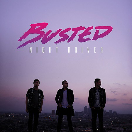 Busted – Night Driver (2016) mp3 - 256kbps