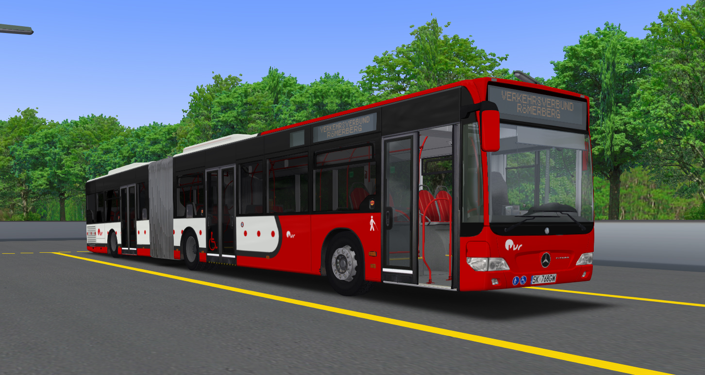 Scania N270ub Repaints Second Part Also Repaint Wishes