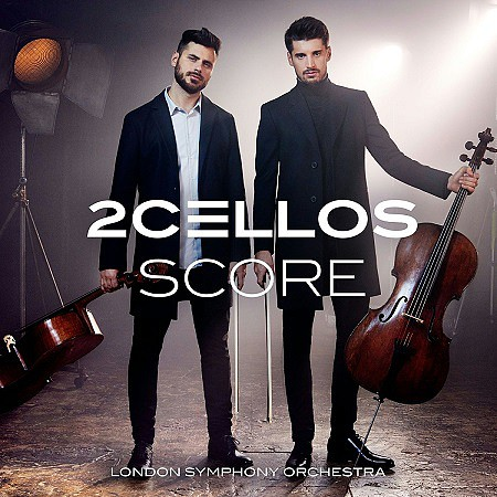 2Cellos – Score (2017) mp3 - 256kbps