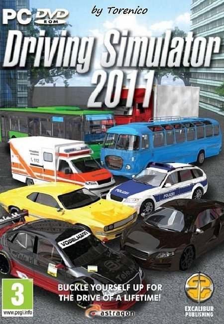 Driving Simulator [PC][2011][ISO][Ing][WU-FS-FLS-FSN-BS-UP]