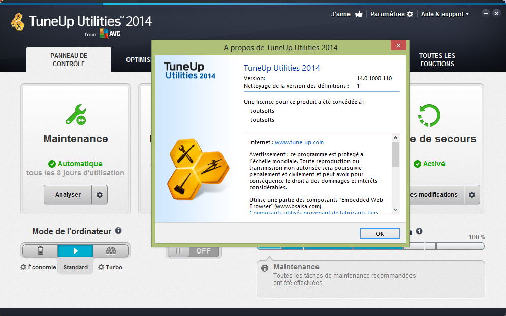 free download tuneup utilities 2014 portable