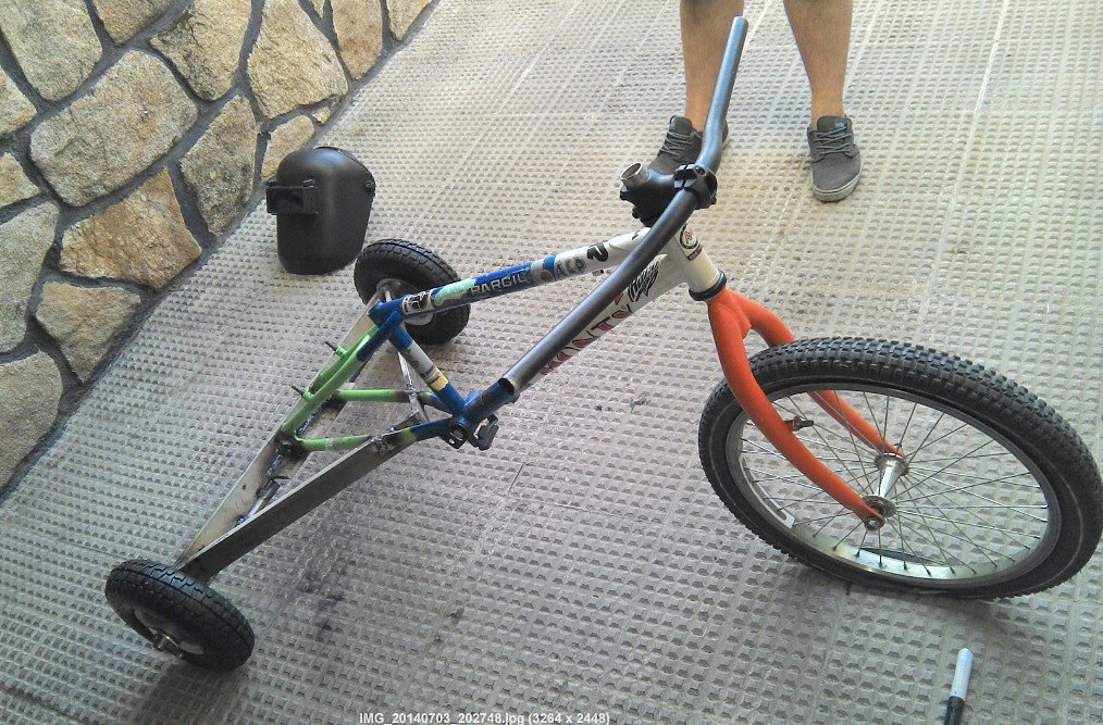 Brico Drift TriKe]FOTOS - ForoCoches