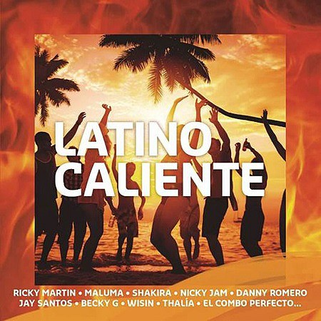V.A. Latino Caliente (2017) mp3 - 320kbps