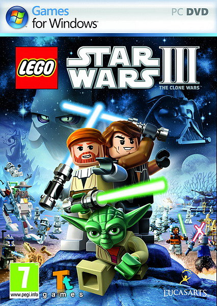 LEGO Star Wars III: The Clone Wars [2011][Multi 6 Español][Skydrow][MU-FLS-FF-BS-UP]