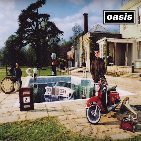 Oasis – Be Here Now (Deluxe Edition) [Remastered] (2016) mp3 - 320kbps