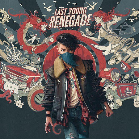 All Time Low – Last Young Renegade (2017) mp3 - 320kbps