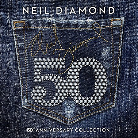 Neil Diamond – 50th Anniversary Collection (Limited Edition) (2017) mp3 - 320kbps