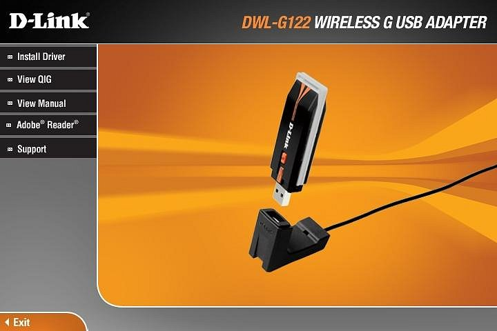 driver telsey 802.11g wireless usb2.0 adapter