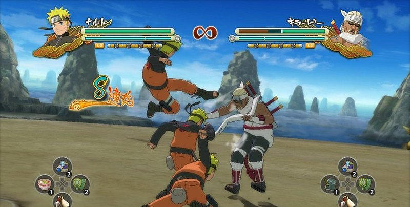Naruto Shippuden Ultimate Ninja Storm 3 Xbox Ps3 Iso Dvd Jtag Rgh Download rogero cfwPS3 Games