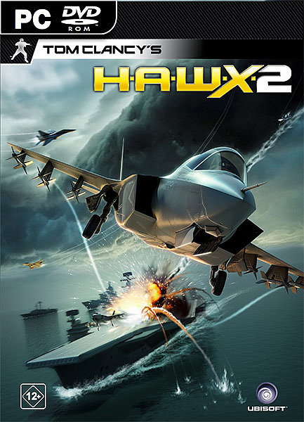 Download Tom Clancys HAWX 2 [ESPAÑOL] [DVD9] [2013] + H.A.W.X. 2 PC FullRip