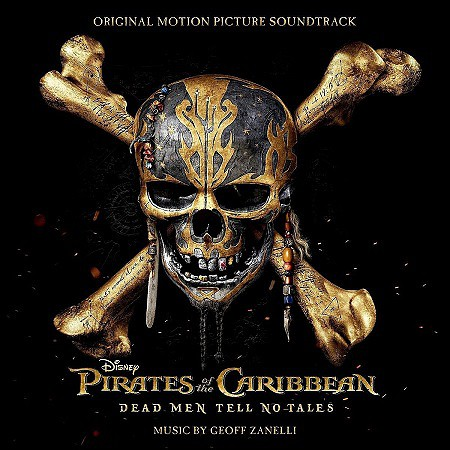 BSO Pirates of the Caribbean: Dead Men Tell No Tales - Geoff Zanelli (2017) mp3 - 320kbps
