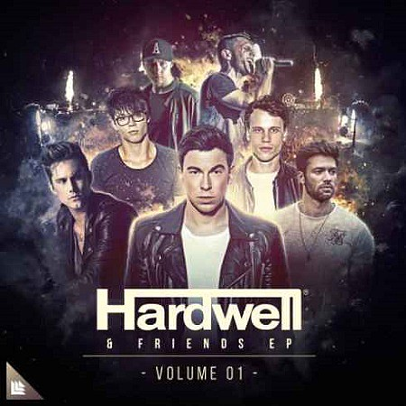 Hardwell – Hardwell & Friends EP Vol.01 (2017) mp3 - 320kbps