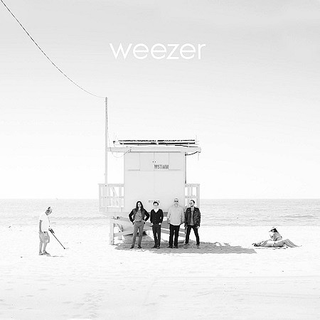 Weezer – Weezer (White Album) (Deluxe Edition) (2016) mp3 320kbps
