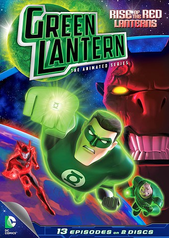 Green Lantern: The Animated Serie – Season One [Latino]