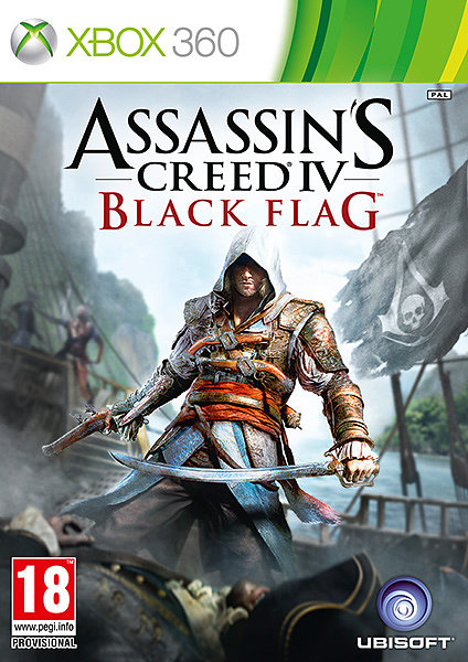 Assassins Creed 4: Black Flag [Espa�ol] [R.FREE] [XGD2] [2013] [UL-RG]