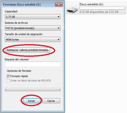 Crear Usb Bootable con Ultra Iso