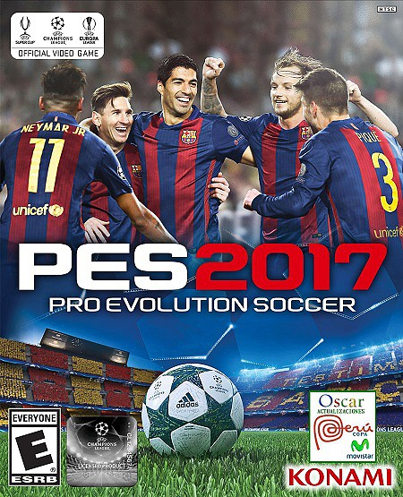 BSO Pro Evolution Soccer 2017 (2016) mp3 - 320kbps