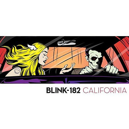 Blink-182 – California (2016) mp3 320kbps