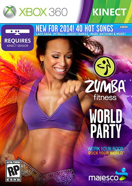 Zumba Fitness World Party [ENGLISH] [NTSC-U] [XGD3] [2013] [UL-RG]