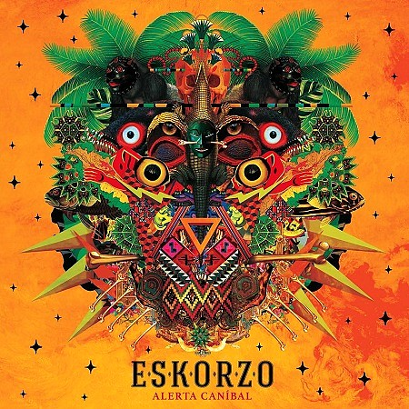 Eskorzo – Alerta Canibal (2017) mp3 - 320kbps