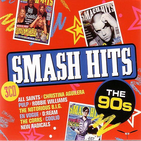 V.A. Smash Hits The 90s (2017) mp3 - 320kbps