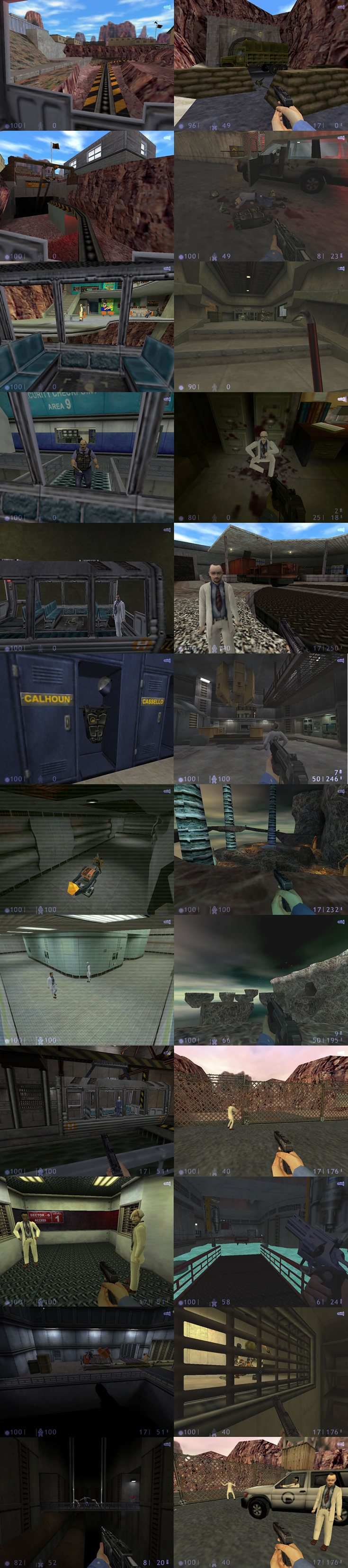 Half-Life NoSteam + Expanciones Oficiales (Version Final)