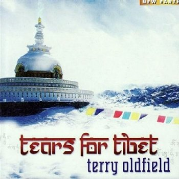 Cover Album of [HF] Terry OLdfield - Tears for Tibet (2009)