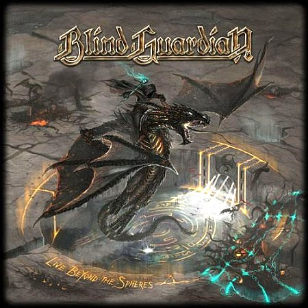 Blind Guardian – Live Beyond The Spheres (2017) mp3 - 320kbps
