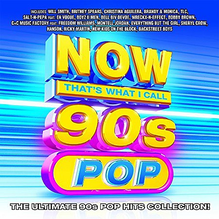 V.A. Now Thats What I Call 90s Pop (2017) mp3 - 320kbps