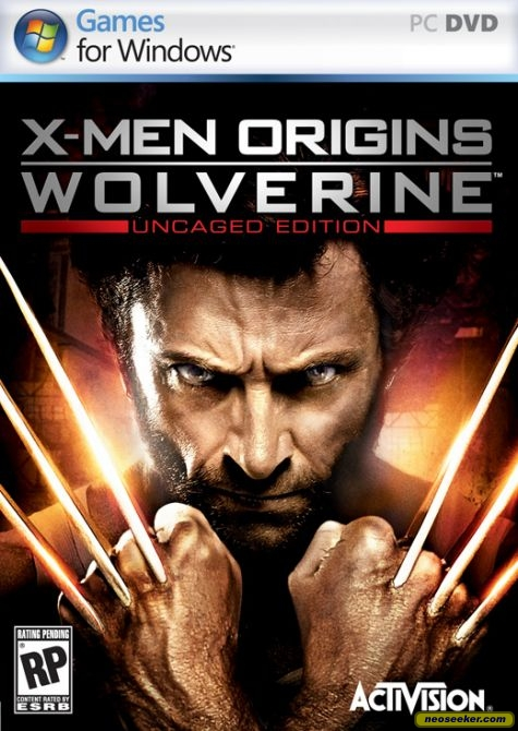 X Men Origins: Wolverine [1 link]