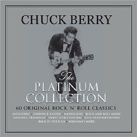 Chuck Berry – The Platinum Collection (2017) mp3 - 320kbps