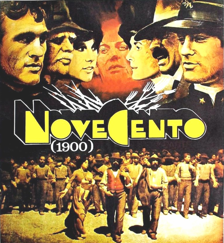 Stefania casini gerard depardieu robert de niro in novecento - 1 part 1