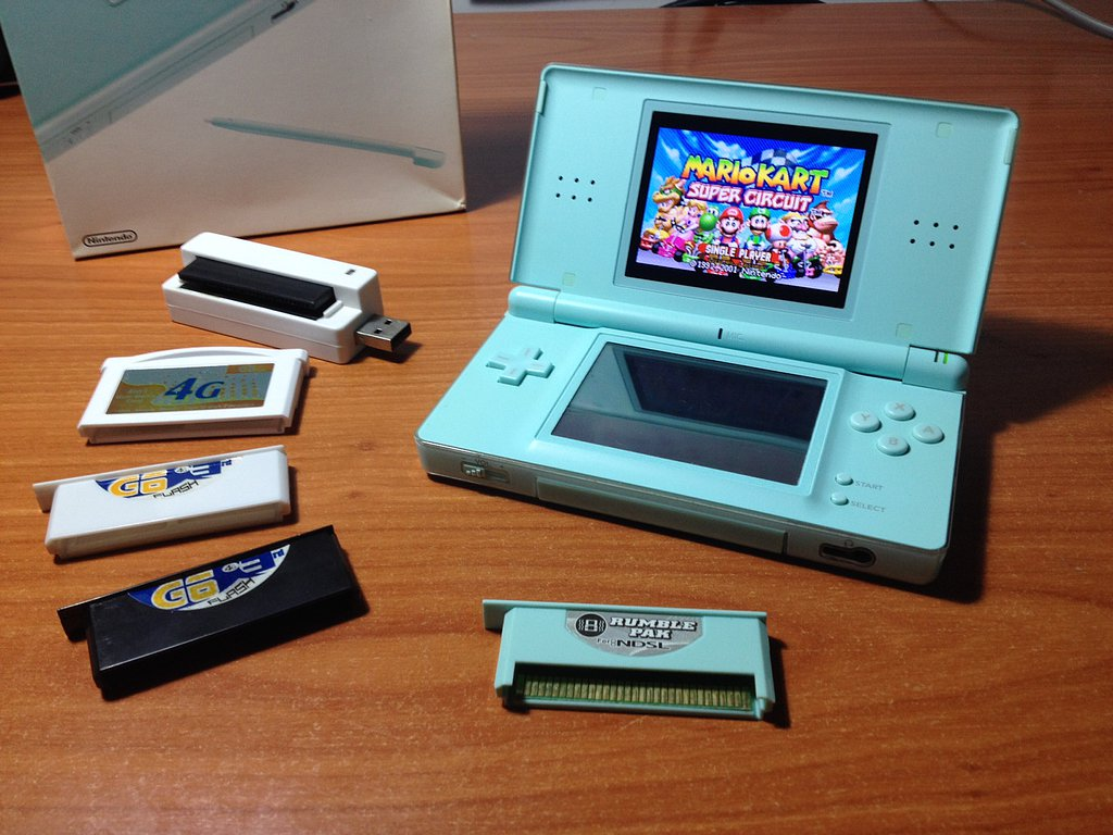 Vendo Wii Retrocompatible Con Chip Nintendo 3ds Xl Y Nintendo Ds
