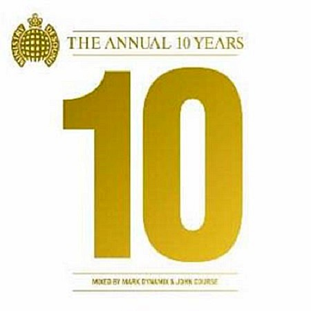 Ministry of Sound - The Annual 10 Years (2017) mp3 - 320kbps