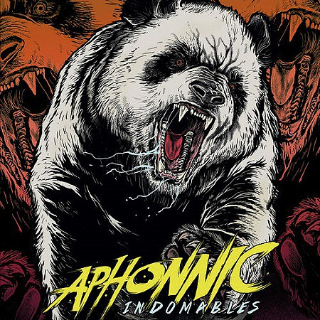 Aphonnic - Indomables (2016) mp3 320kbps