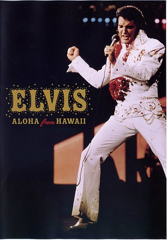 Elvis Presley: Aloha from Hawaii