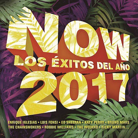 V.A. NOW: Los éxitos del año 2017 mp3 - 320kbps