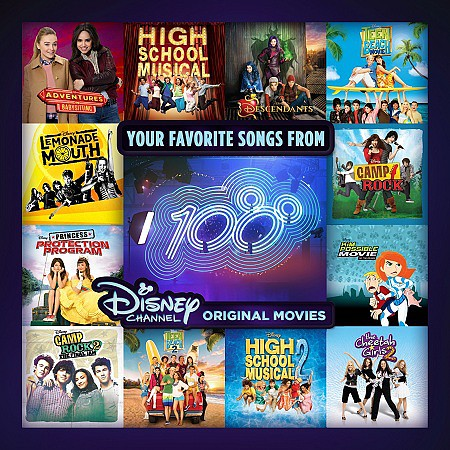 V.A. Your Favorite Songs from 100 Disney Channel Original Movies (2016) mp3 320kbps