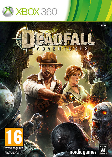 Deadfall Adventures [ENGLISH] [R.FREE] [XGD2] [2013] [UL-RG]