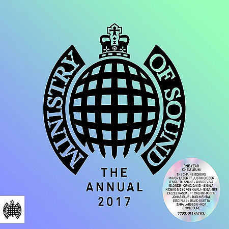 Ministry Of Sound – The Annual 2017 (2016) mp3 - 256kbps