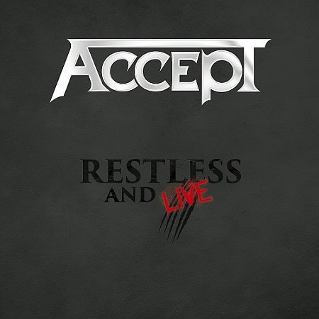 Accept - Restless And Live (2017) mp3 - 320kbps