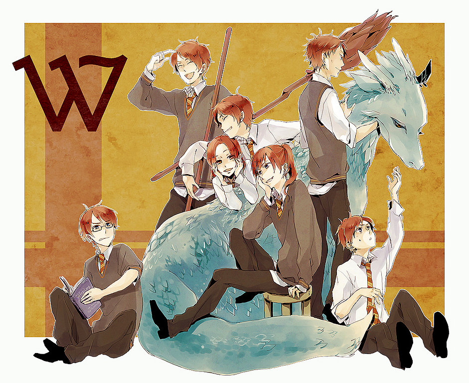 Harry Potter anime [Megapost] 6a3914d4308dff49c5be253707099548o