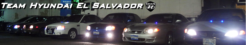 Team Hyundai El Salvador