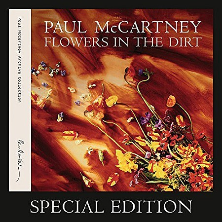 Paul McCartney – Flowers In The Dirt (Special Edition) (2017) mp3 - 320kbps