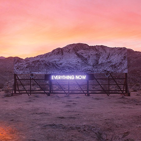 Arcade Fire – Everything Now (2017) mp3 - 320kbps