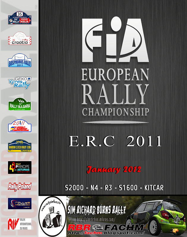 EUROPEAN RALLY CHAMPIONSHIP (E.R.C) 2011 71777db828194f2680e3b3d2a78faf0do
