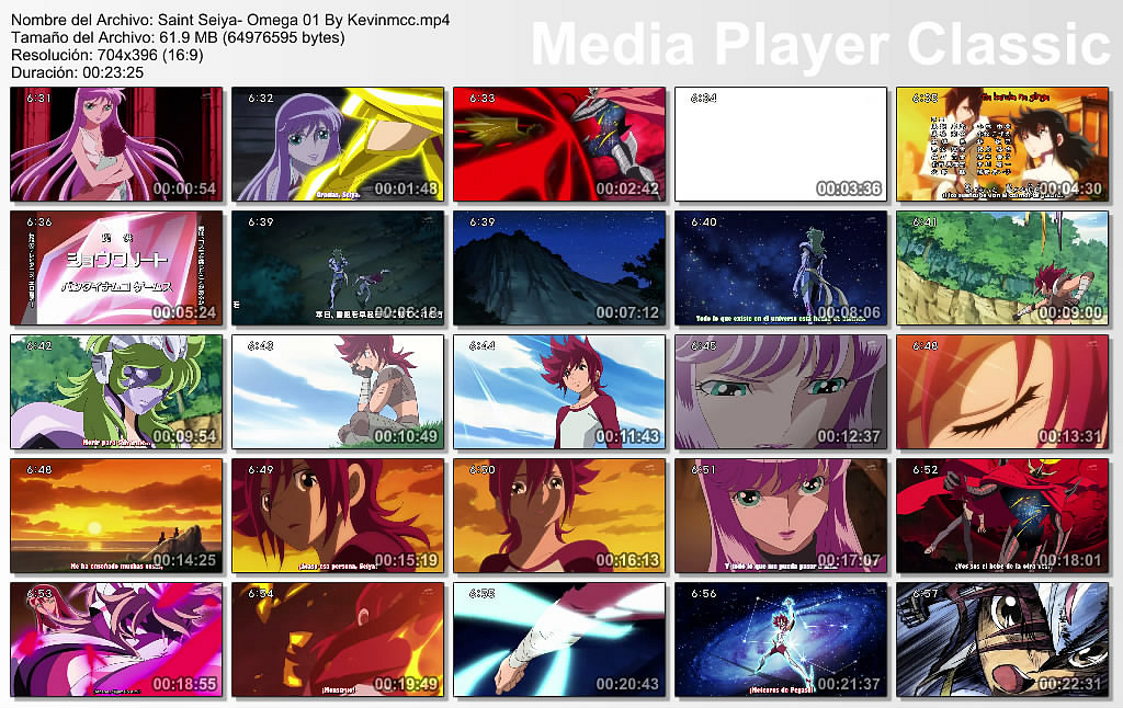 [Publicidad] Saint Seiya Omega 9/?? [MP4][MF] + [OP single]